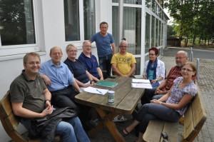 SOWAS-Mitglieder beim Vereinstreffen - Foto: Wiebke Bruns
